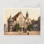 Hildesheim Rathaus Postcard