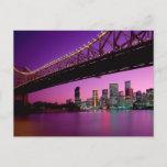 Brisbane, Queensland, Australia Postcard