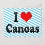 I Love Canoas, Brazil. Eu Amo O Canoas, Brazil Postcard