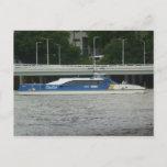 Brisbane City Cat Postcard