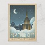 New York City | The City That Never Sleeps Postcard