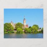 Schwerin Palace, Germany Postcard