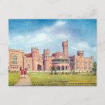 Old Postcard, Bangalore (Bengaluru), India Postcard