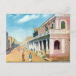 Old Postcard - Bangalore (Bengaluru), India.