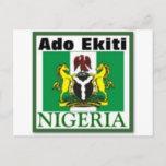 ADO EKITI, NIGERIA(T-Shirt And etc) Postcard