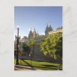 <QiYao> The Salt Lake Temple Postcard