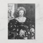 Portrait of Lucrezia Borgia Postcard