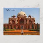 humayun postcard