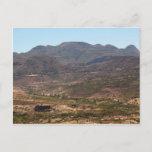 Mountains in Ethiopia Postcard