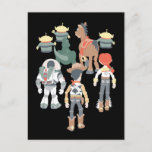 Toy Story | Toy Story Friends Turn 6 Postcard