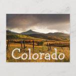 USA, Colorado, San Juan Mountains Postcard