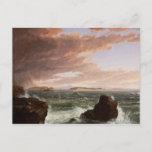Thomas Cole - Views Across Frenchman's Bay Postcard