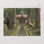 Japan, Fukui, Eiheiji Temple Postcard