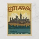 Ottawa, Canada Postcard