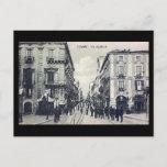 Old Postcard - Catania, Sicily