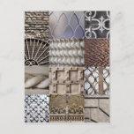 Verona Texture Postcard