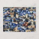 Jodhpur - The blue City Postcard