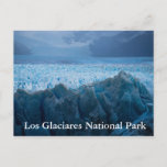 Parque Nacional Los Glaciares Postcard