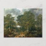 Gainsborough's Forest , c.1748 Postcard