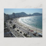 Rio de Janiero   Postcard