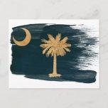 South Carolina Flag Postcards