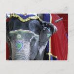 India, Rajasthan, Jaipur. Amber Fort. Postcard
