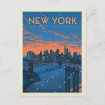 New York City | The City of Dreams Postcard