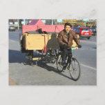 Furniture delivery postcard