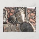 Nek Chand Rock Garden Sculpture Postcard