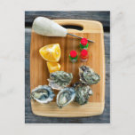 Oyster Shooters Postcard