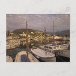 Europe, Spain, Balearics, Mallorca, Port de Postcard