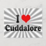 I Love Cuddalore, India Postcard