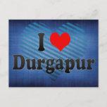 I Love Durgapur, India. Mera Pyar Durgapur, India Postcard