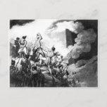 The Storming of Badajoz, 6th April 1812 Postcard