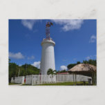 Galera Point Toco Lighthouse, Trinidad Postcard