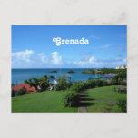 Grenada Landscape Postcard
