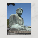 Great Buddha - Kamakura, Japan Postcard