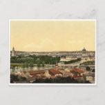 Potsdam, general view, Berlin, Germany rare Photoc Postcard