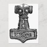 Mjolnir: Thor's Hammer Postcard