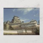Himeji Castle, Kyoto, completed 1609 Postcard