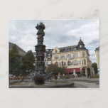 Koblenz Germany Munsterplatz Postcard