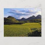 Scenery between Kaili and Qinghai, Guizhou Provinc Postcard