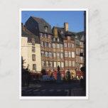 Rennes, France Postcard