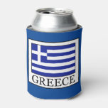 Greece Can Cooler