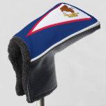 Flag of American Samoa Golf Head Cover