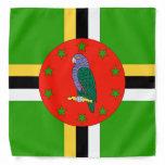 Dominica Flag Bandana
