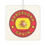 Barcelona Spain Air Freshener