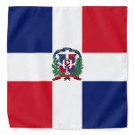Dominican Republic Flag Bandana