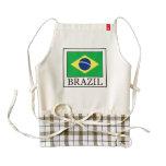 Brazil Zazzle HEART Apron