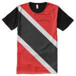 Trinidad and Tobago All-Over-Print T-Shirt